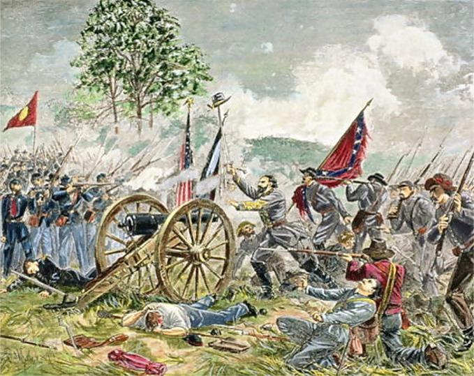 Team Martinez visits Gettysburg, Pennsylvania (June 30, 2011) U.S ...