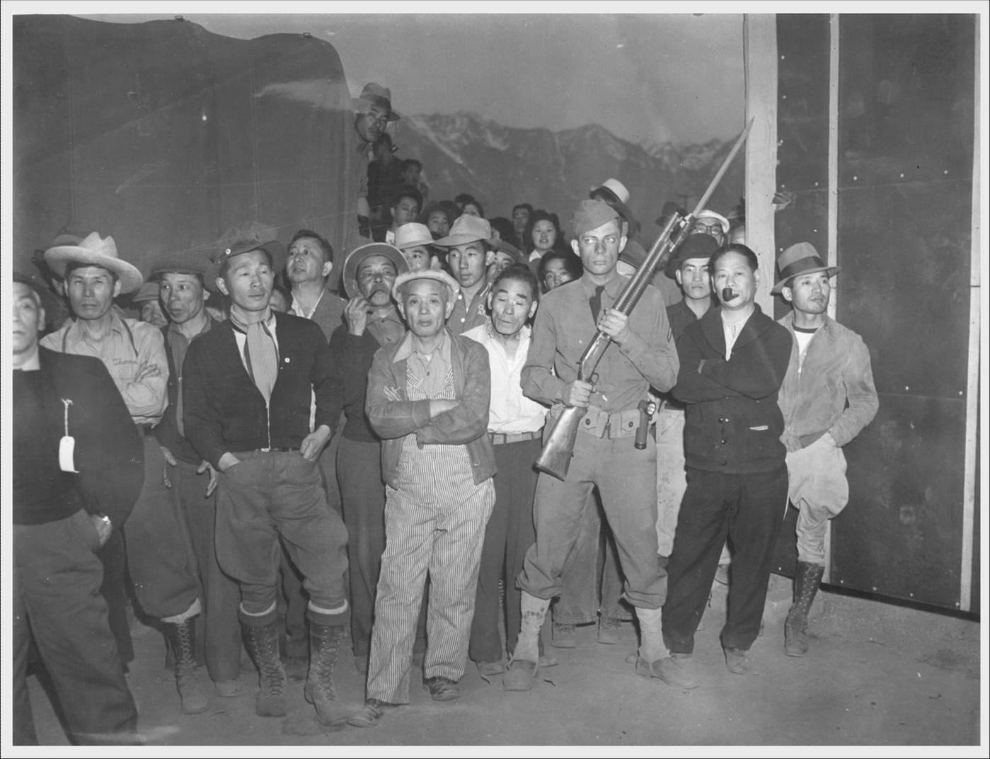 japanese internment of world war 2 essay
