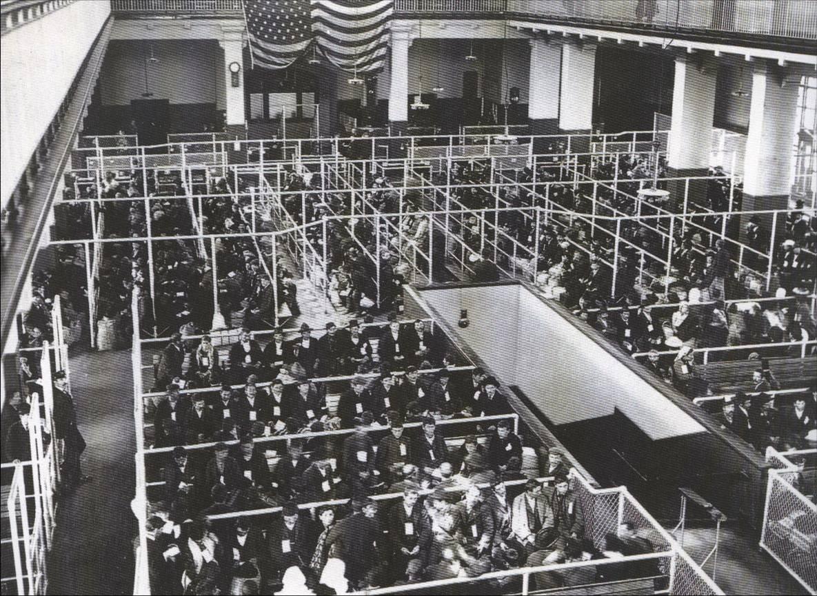 Ellis Island Brief History