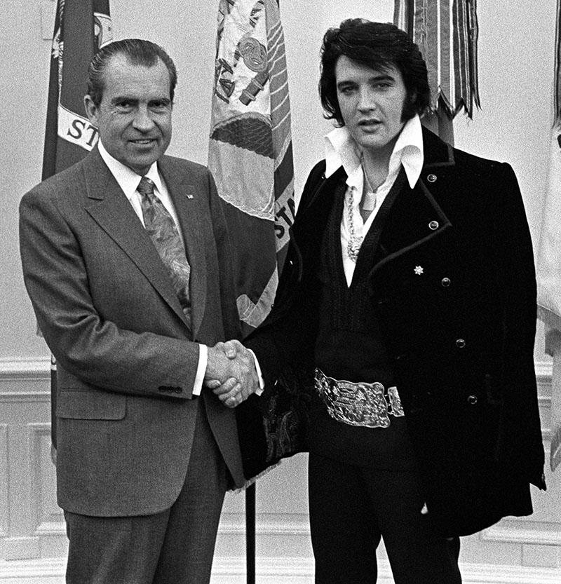 Elvis Und Nixon