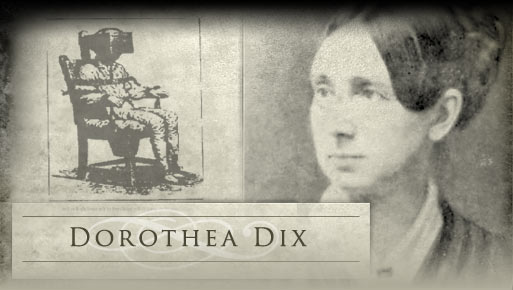 an overview of dorothea dixs study on the mentally ill and poor in massachusetts Dorothea essay examples  an overview of dorothea dix's study on the mentally ill and poor in massachusetts (1468 words,.