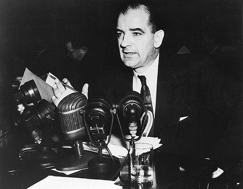 An introduction to the life and history of senator joseph mccarthy