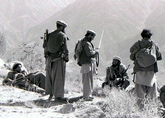 1980s Soviet invasion of Afghanistan