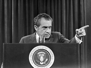 nixon silent majority speech Silent majority definition, the us citizens who supported president nixon's policies but who were not politically vocal, outspoken, or active: considered by him to.