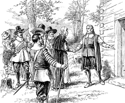 the influence of roger williams on america Roger williams--impact on american society he did not stay a member of the church for very long, he did establish the first baptist church in north america.