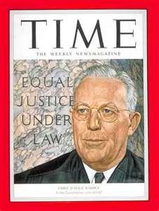 Chief Justice Earl War...