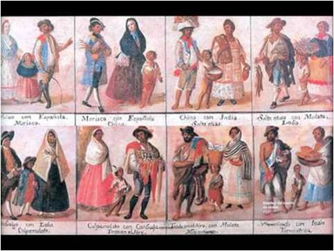 spanish colonization in the new world essay Comparing settlement patterns: new spain, new france, new england early spanish, french, & english permanent settlements tried to transplant european forms into the new world environment, in the effort to make the new world.