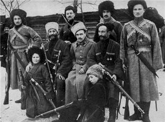 White Movement The Russian 9