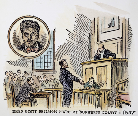 a landmark decision in the history of the supreme court in dredd scott case Us history landmark supreme court cases study the ruling in this case upheld the roe v wade decision the rulings of the supreme court in dred scott v.