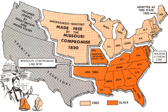 missouri compromise of 1820  powerpoint