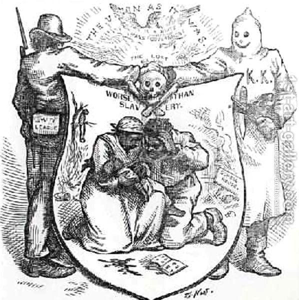 An analysis of the concept of slavery in politics