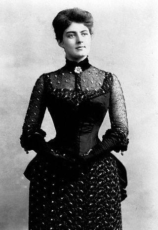 First Lady Francis Folsom Cleveland