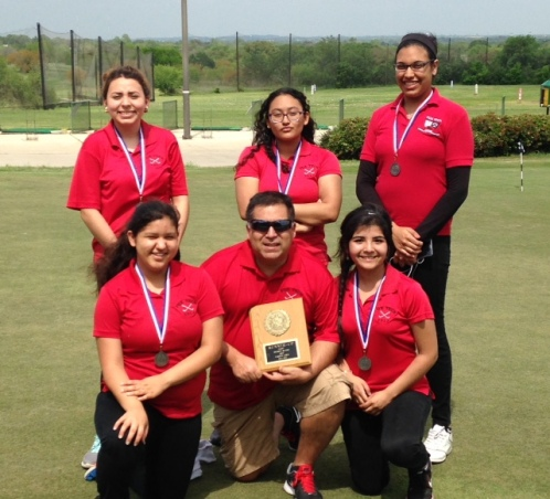 Girls Varsity Regional Qualifiers 2015 @ Ft. Sam Houston Golf Club