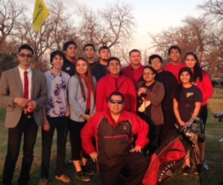 golf practice squard 2015