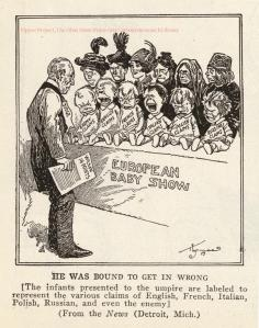 us-history-14-point-political-cartoon-he-was-bound-to-get-in-wrong